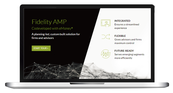 Fidelity AMP Guided Tour